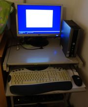 Dell Optiplex 755 Komplett PC