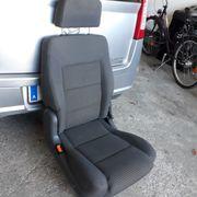 VW Sharan Sitze 7-9 Plätzer