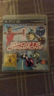 Ps3 Sports Champions zu verkaufen
