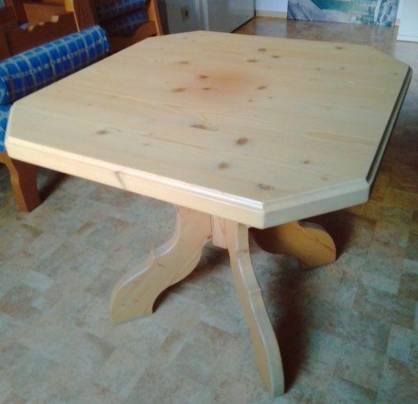 Voglauer Tisch Beistelltisch Sofatisch Holz