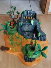 Playmobil Piraten Königliche Fregatte Insel