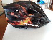 Fahrradhelm Alpina Torro Firebird MTB