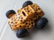 Spielwaren - Spielzeugauto - Auto - gelb - Markenlos -