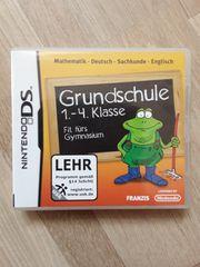 Nintendo DS Spiel - Grundschule 1 -