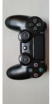 PS4 Controller V2 Schwarz TOP