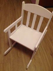Schaukelstuhl für Kinder Ikea Sundvik