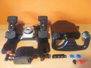 Saitek PRO System für Flightsimmulator