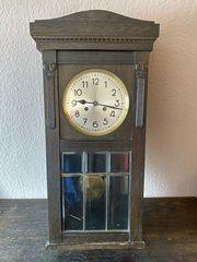Wanduhr - Pendeluhr - Uhr - Antik