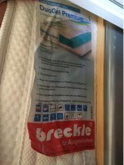 Matratze BRECKLE Gelschaummatratze 140 200