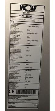 Wärmepumpe BWL 12I