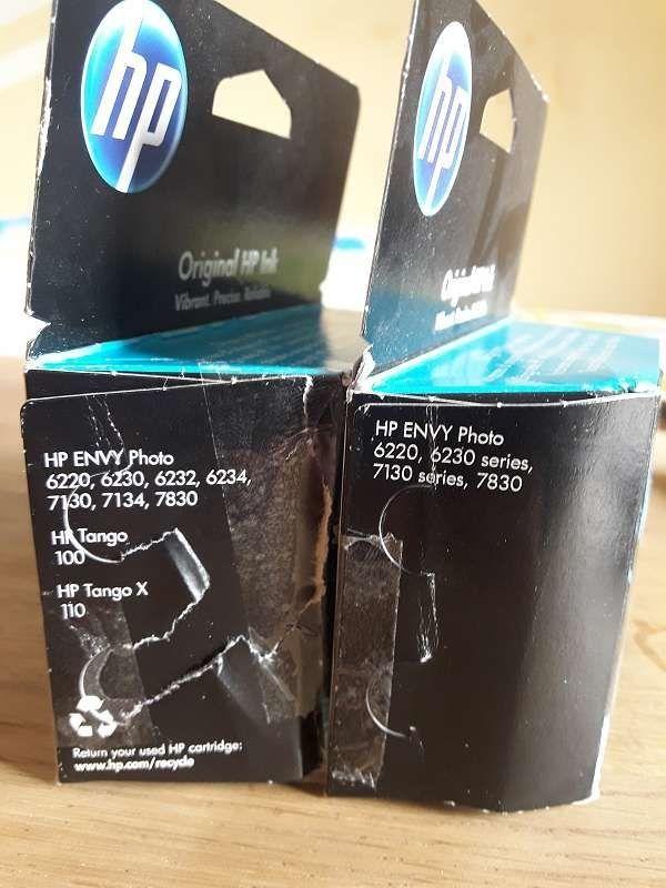 Druckerpatronen HP 303 neu farbe