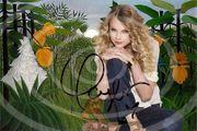 Taylor Swift Kunstdruck 45x30 cm