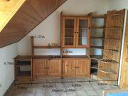 Kinderzimmer Möbel - Schrankwand Bett Kleiderschrank