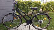 Neue Trekking Damenrad 28 160-