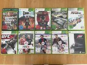diverse Xbox 360 Spiele gebraucht