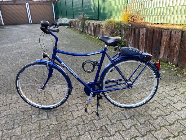 Kettler Citybike - hoher Einstieg