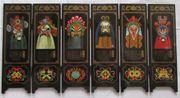 Facial makeup of Beijing Opera -