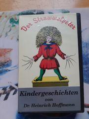 VHS Video Der Struwwelpeter