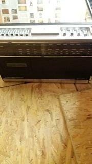 Radios CD Cassetten Recorder