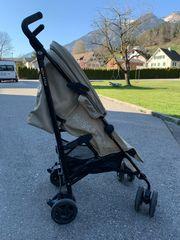 Kinderwagen Buggy mit Sonnendach klappbar