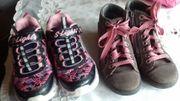 2 Paar Mädchen Marken Schuhe