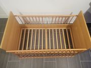 Babybett Kinderbett mit Lattenrost 2