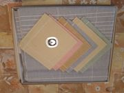 Tischdecke mit 6 Servietten BW