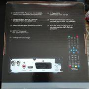 DVB-T2 Receiver mit Garantie HD