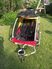 Kindercar Kinder-Fahrradanhänger