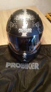 Verkaufe neuen Motorrad Helm