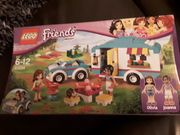 Lego Friends Wohnwagen-Ausflug