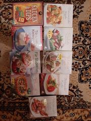 Kochbücher Paket