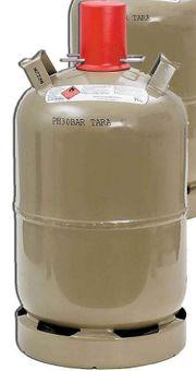 Gasflasche Eigentumsflasche 11 kg Propan