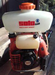 Solo Port 40123 Rückenspritze Motorspritze