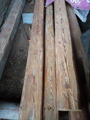 Antike Holzbalken Altholz