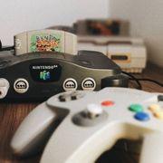 SUCHE Nintendo 64 Super Nintendo