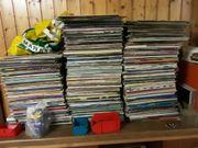 Schallplatten 300 Stück zum Verkauf