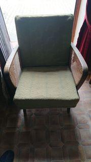 Sessel aus den 50er Jahren