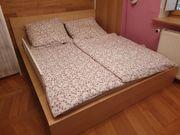 Ikea Malm Bett Nachttische Birke