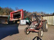 Traktor IHC 724 S