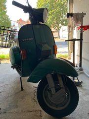 Vespa PX 80 Lusso E