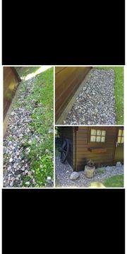 Garten Haus Arbeiten