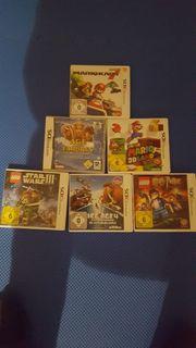 Nintendo Spielesammlung 3DS und DS