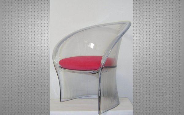 Magis Flower Stuhl - transparent inkl