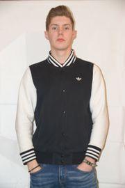Adidas College Jacke Gr S
