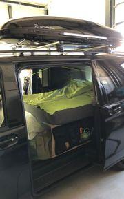 Bettkasten für Camping-Bus