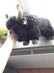 Steiff Stofftier Büffel