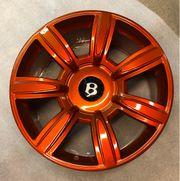 Bentley 7 Spoke 9x20 ET