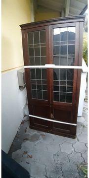 antiquer schrank