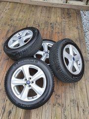 Ford EDGE - Winterreifen 235 60